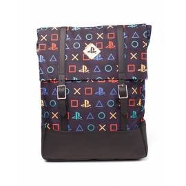 Mochila Playstation All Over Print Fashion
