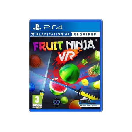 VR Fruit Ninja PS4