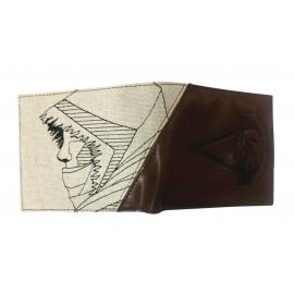 Carteira Bifold Assassin's Creed Origins - Bayek Inspired