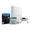 Pack Consola PS4 Pro Branca 1TB + Uncharted: O Legado Perdido + És tu!