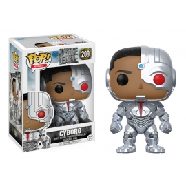 POP! Heroes: DC Justice League Cyborg 209