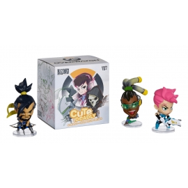 Figuras Overwatch - Cute But Deadly Series 3