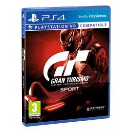 Gran Turismo Sport PS4 (Tot. em Português)