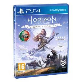 Horizon Zero Dawn - Complete Edition PS4