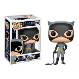 POP! Heroes: DC Batman Catwoman 194