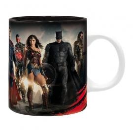Caneca DC Comics - Justice League Team