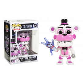 POP! Vinyl Games: FNAF Sister Location Funtime Freddy 225