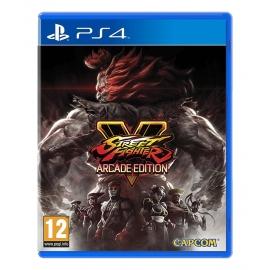 Street Fighter V - Arcade Edition PS4