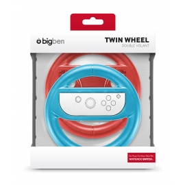 Twin Wheel Nintendo Switch BigBen