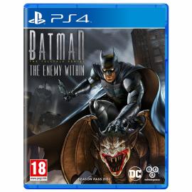 Batman - The Enemy Within Telltale Series (Season Pass Disc) PS4