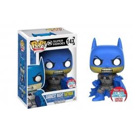 POP! Vinyl Heroes: DC Super Heroes Darkest Night Batman Limited Edition 143