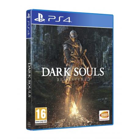 Dark Souls: Remastered PS4