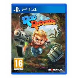 Rad Rodgers PS4