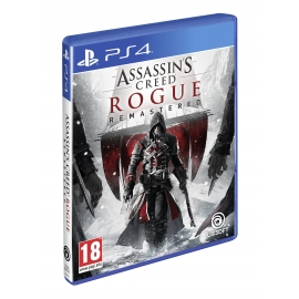 Assassin's Creed: Rogue Remastered PS4