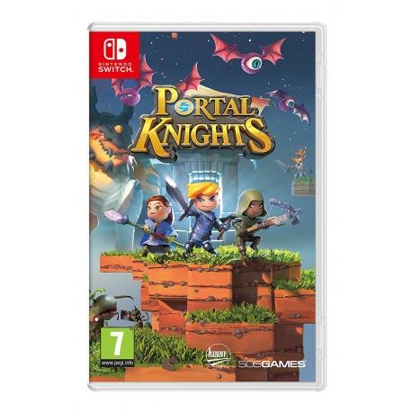 Portal Knights Nintendo Switch (Versão Fisica)