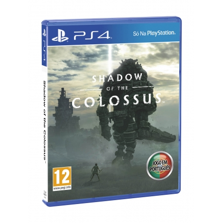 Shadow of the Colossus (Totalmente Em Português) PS4