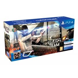 VR Bravo Team PS4 + Controlador de Mira