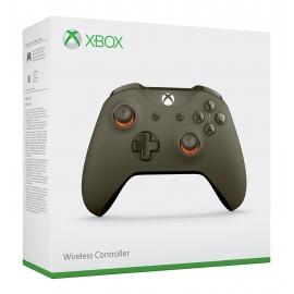 Comando Sem Fios Xbox - Verde/Laranja