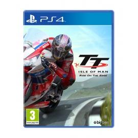 TT Isle of Man PS4