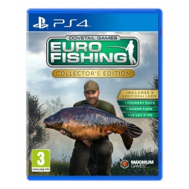 Euro Fishing - Collector's Edition PS4