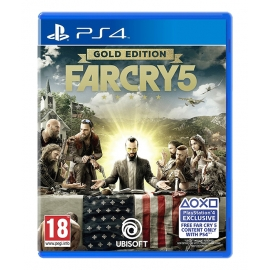 FarCry 5 Gold Edition PS4