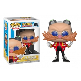 POP! Vinyl Games: Sonic The Hedgehog Dr. Eggman 286