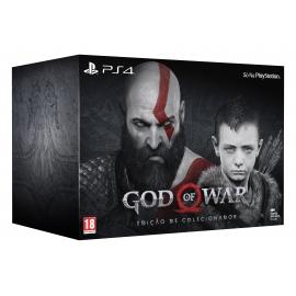 God of War - Collector's Edition PS4 - Oferta de DLC