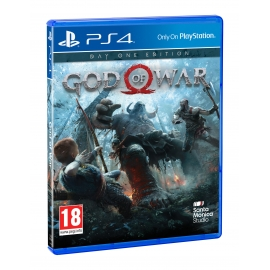 God of War - Day One Edition PS4 - Oferta DLC
