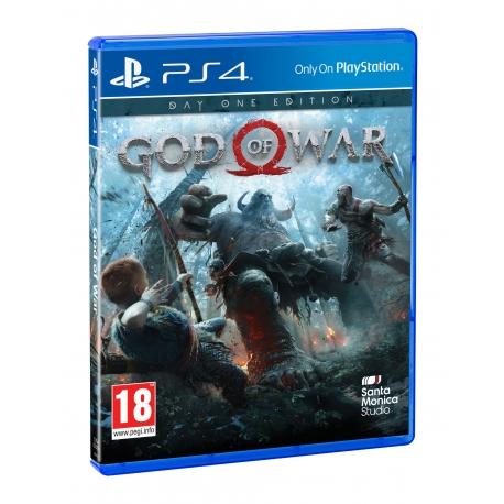 God of War - Day One Edition PS4 - Oferta DLC