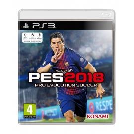 PES 2018 (Em Português) - PS3