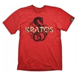 T-shirt God of War Kratos Symbol Tamanho S