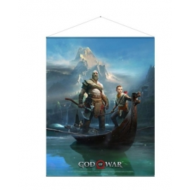 Wallscroll God Of War Father and Son