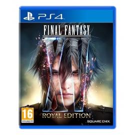 Final Fantasy XV - Royal Edition PS4