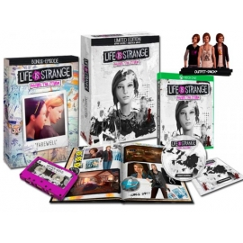 Life is Strange: Before the Storm - Limited Edition X1
