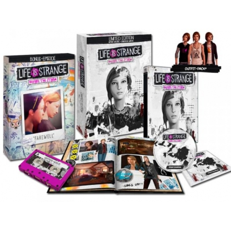 Life is Strange: Before the Storm - Limited Edition PC