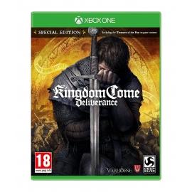 Kingdom Come Deliverance - Special Edition Xbox One - Oferta DLC