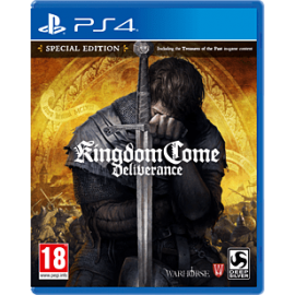 Kingdom Come Deliverance - Special Edition PS4  - Oferta DLC