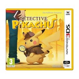 Detective Pikachu 3DS - OFERTA de Tema