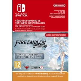 (Nintendo Digital) - Fire Emblem Warriors: Fire Emblem Fates Pack - Switch
