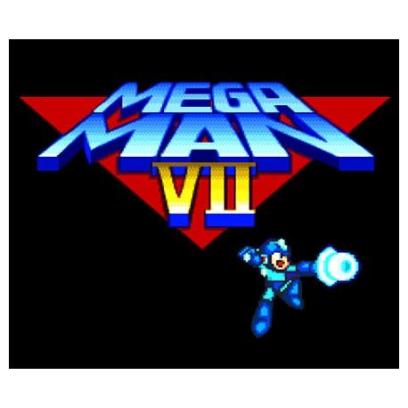 Nintendo digital mega man 7 virtual console new 3ds - Megaman x virtual console ...