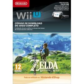 The Legend of Zelda: Breath of the Wild - WiiU (Nintendo Digital)
