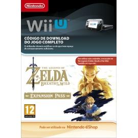 (Nintendo Digital) - Zelda: Breath of the Wild Expansion Pass - WiiU