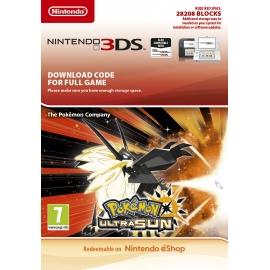 (Nintendo Digital) - Pokémon Ultra Sun - 3DS