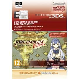 (Nintendo Digital) - Fire Emblem Echoes: Shadows of Valentia: Season Pass (DLC) - 3DS