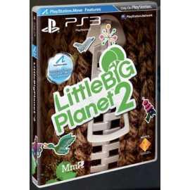 LittleBigPlanet 2 Edição Especial (Português) (SEMINOVO) PS3
