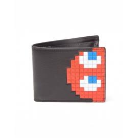 Carteira Pac-Man Blinky Bifold