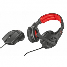 Gaming Headset & Mouse GXT 784 Trust + Oferta de Tom Clancy's Rainbow Six Siege Starter Edition