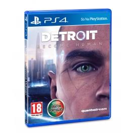 Detroit Become Human (Em Português) PS4  - Oferta DLC