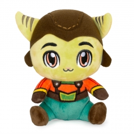 Peluche Stubbins - Ratchet and Clank Ratchet