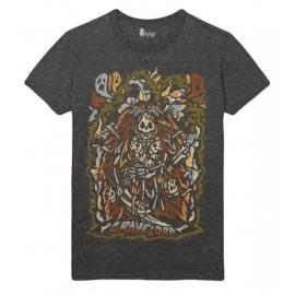 T-shirt Dark Souls Gravelord Tamanho S